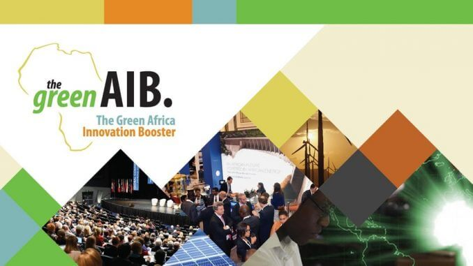 The Green Africa Innovation Booster