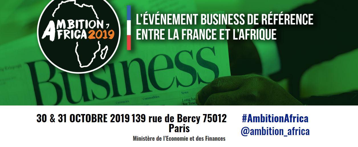 Les entreprises africaines à l'honneur à l'occasion de la prochaine édition d'Ambition Africa