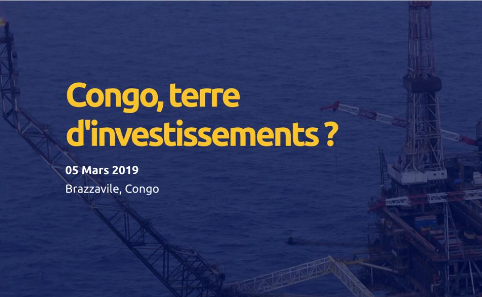 FORUM VOX ECO : Congo, terre d'investissements ?