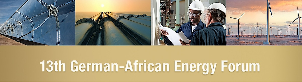 13th German-African Energy Forum 2019  Hamburg, 26 - 28 March / Hambourg, 26 - 28 mars