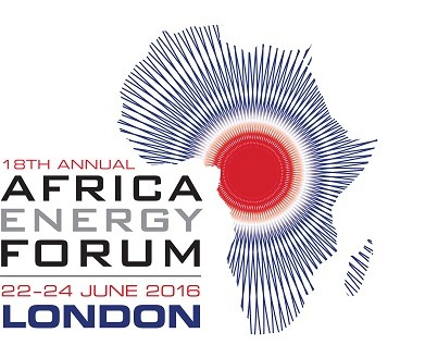 Africa Energy Forum 22 - 24 June 2016 London