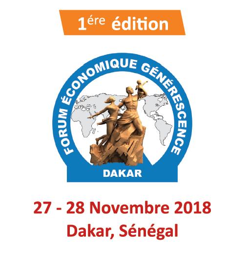 1er Forum Economique GENERESCENCE