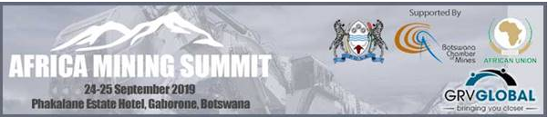 THE ONLY TRULY PAN AFRICAN MINING EVENT