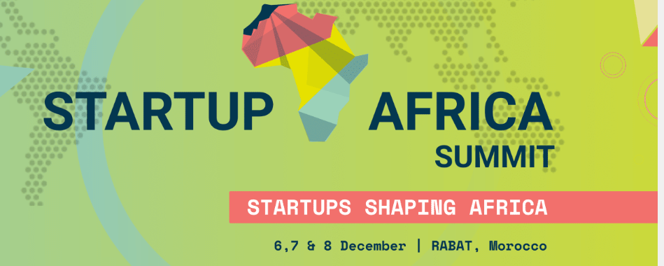 THE NEXT SOCIETY Startup AFRICA SUMMIT